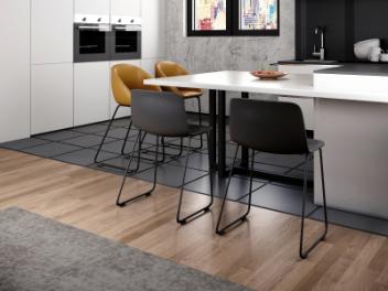 现代厨房吧台模型